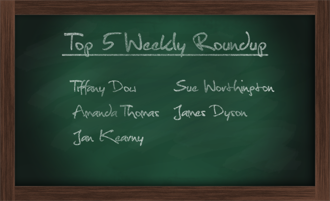 Top 5 Weekly Roundup