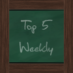 Top 5 Weekly Icon