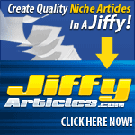 Need Content in a Jiffy?